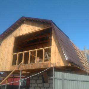Строительство ремонт крыш любой сложности