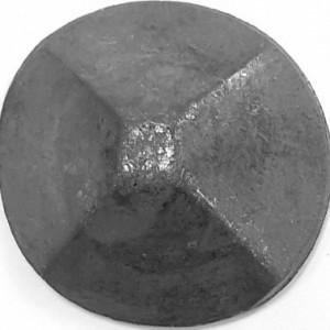 Заклепка корпусная Ø30 мм., ≠12 мм., кованая