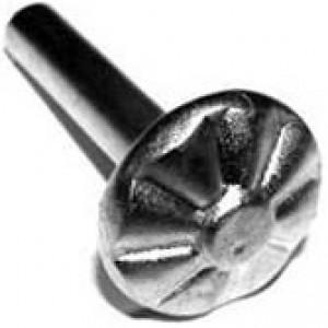 Заклепка 36*Ø18 мм., Ø6 мм., штамп.