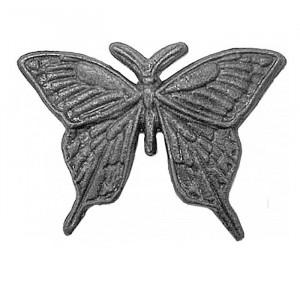 Бабочка 95*130*5 мм.