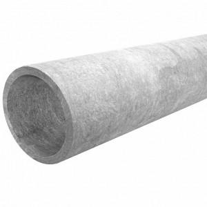 Труба асбестоцементная D-100мм, длина-3,92м